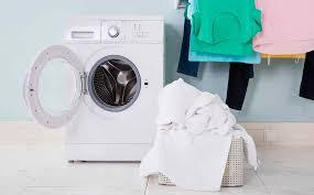 Tại sao nên mở cửa máy giặt lồng ngang khi không sử dụng?