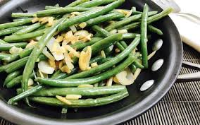 calories in green bean cerole