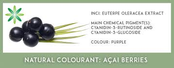 natural colourants for organic skincare