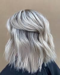 Silver Fox Hair Srebrne Wlosy Podbijaja Instagram Trendy W