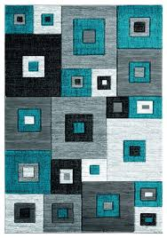united weavers bristol cicero turquoise