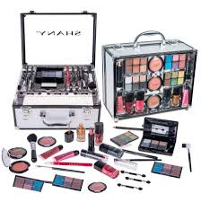 shany carry all trunk makeup set eye