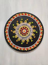 Mandala Mixed Media by Pooja Malhotra