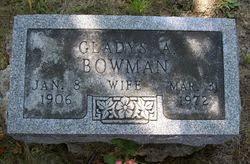 Gladys Addie Hart Bowman (1906-1972) - Find A Grave Memorial