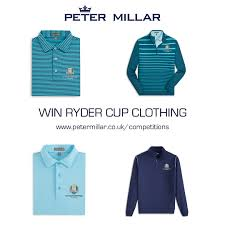 peter millar ryder cup 2018 clothing