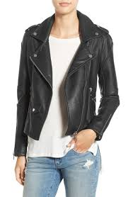 blanknyc easy rider faux leather moto