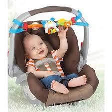 Thanh đồ chơi treo nôi, cũi, xe đẩy, ghế ngồi ô tô Infantino cún ...