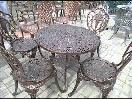 cast iron garden furniture i cast iron
