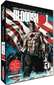 Bloodshot Digital Comic Book Collection