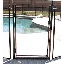 Classic Guard 4 Tall Self Closing Self Latching Pool Fence Gate Baby Pool Fence Usa Online Store
