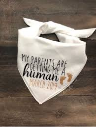 ways to announce a pregnancy to family