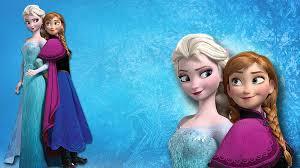 frozen wallpaper elsa and anna frozen