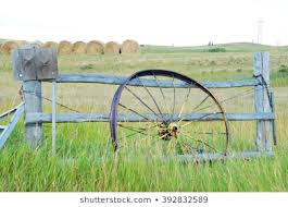 Fence Wagon Wheel Images Stock Photos Vectors Shutterstock