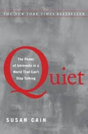 quiet the power of introverts in a world that can t stop talking