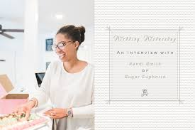 Wedding Wednesday: An Interview with Randi Smith of Sugar Euphoria - Radian  Photography