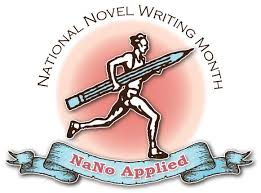 NaNoWriMo Applied by Suzanne Pitner