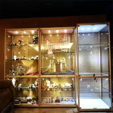 display cabinet household dust proof