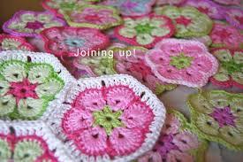 african flower granny free crochet