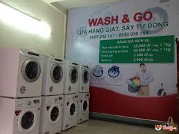 Wash & Go Nha Trang - Cửa Hàng Giặt Sấy Tự Động - Hồng Bàng ở Tp ...