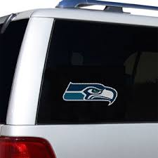 Seattle Seahawks Decals Seattle Seahawks Window Decals Seattle Seahawks Glass Tatz Nfl Logo Cutz Side Windshield Graphic Decals