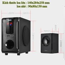 Dàn Loa Gia Đình Cao Cấp Enkor 5.1 H3811B Kết Nối 3.5mm/Bluetooth ...