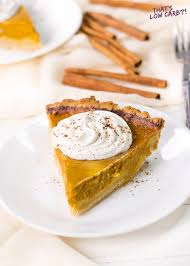 keto low carb pumpkin pie recipe low