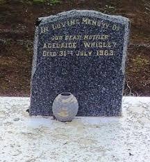 """Adelaide Eliza """"Ada"""" Hayes Wrigley (1883-1963) - Find A Grave Memorial"""