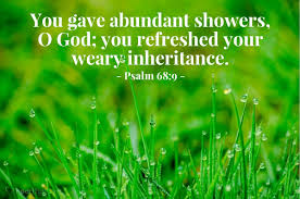 Image result for picture verses of God's abundance