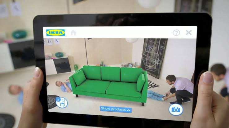Image result for ikea AR""