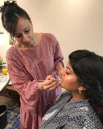 ashima kapoor makeup artist and hair