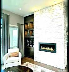 fresh corner fireplace designs for
