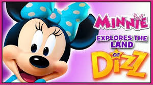 Minnie Explores The Land Of Dizz - Mickey Mouse Clubhouse
