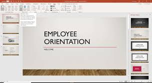 copy a powerpoint slide master to