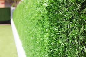 Decorative Grass Fence Panels For Garden