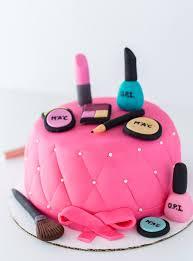 makeup cake a clic twist