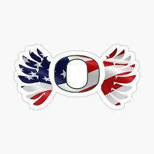 Oregon Ducks Stickers Redbubble