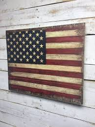 rustic american flag american flag usa