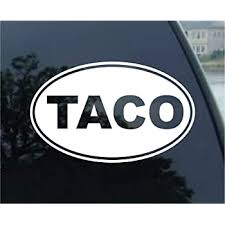 Amazon Com Ranger Products Taco Sticker Funny Sexy Vinyl Window Decal Car Laptop Die Cut Vinyl Decal For Windows Cars Trucks Tool Boxes Laptops Macbook Virtually Any Hard Smooth Surface Automotive