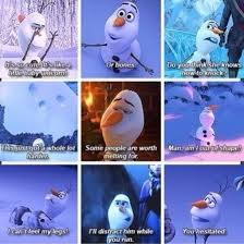 best olaf quotes sayings frozen scenes olaf quotes disney