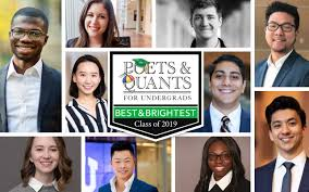 Poets&Quants For Undergrads | The Best & Brightest Business Majors Of 2019