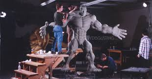 steve johnson on practical effects
