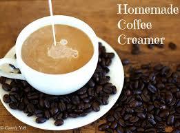 homemade coffee creamer deliciously