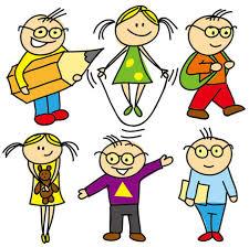 Image result for kreslený sport s dětmi