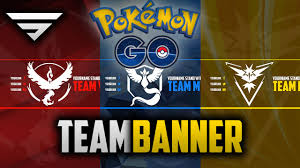 PokemonGO Youtube Banner Template | FREE DOWNLOAD