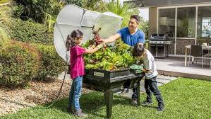 win a vegepod kitset raised garden bed