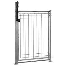 Cyclone Galvanised L Hand Pool Gate Pack Bunnings Warehouse