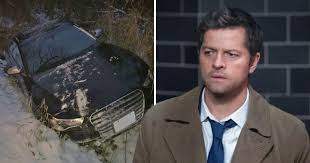 Supernatural's Misha Collins suffers car accident in Seattle ...