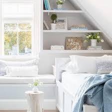 Kids Bedroom Sloped Ceilings Design Ideas