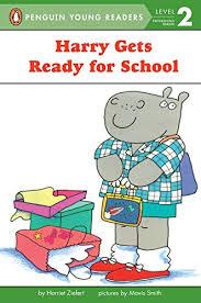 9780140365399: Harry Gets Ready for School (Penguin Young Readers, Level 2)  - AbeBooks - Ziefert, Harriet: 0140365397