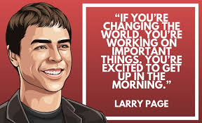 inspirational larry page quotes for entrepreneurs wealthy gorilla